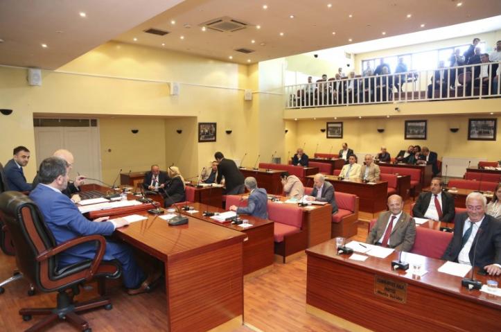 Belediye Meclisinde Mayıs Ayı Çalışmaları Başladı