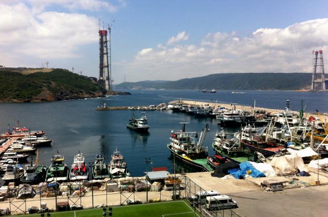Poyrazköy Balıkçı Barınağı, 2 Milyon 165 Bin Liraya Yenilenecek