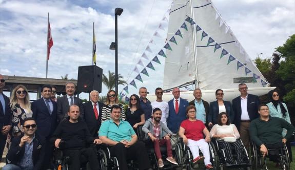Engelli Sporcular İçin Özel Tekne Turu