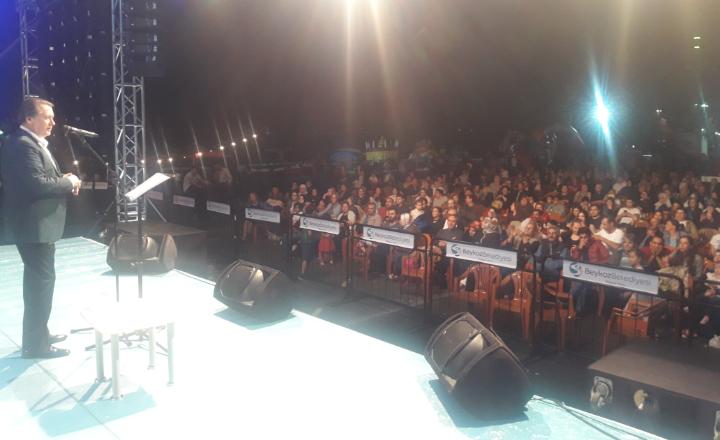 Ahmet Özhan Konserine Yoğun İlgi