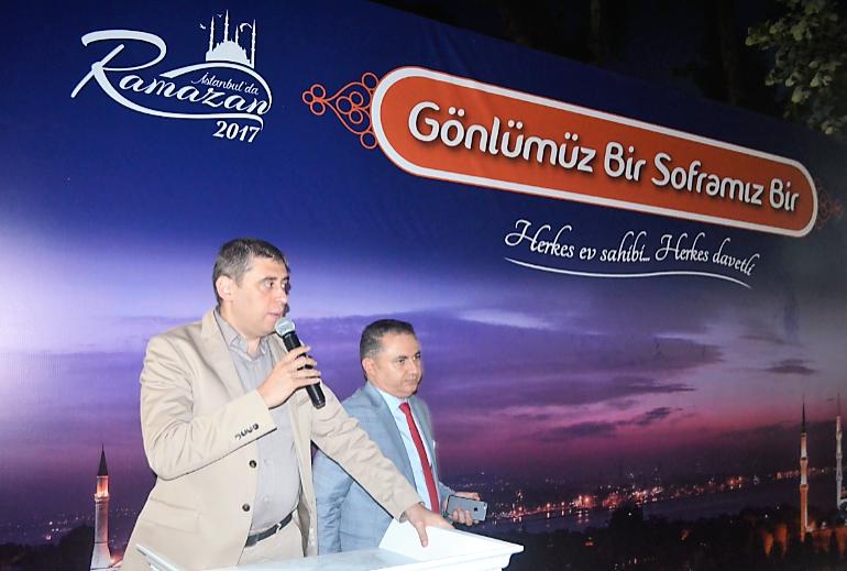 AK Parti Beykoz'dan Aile İftarı