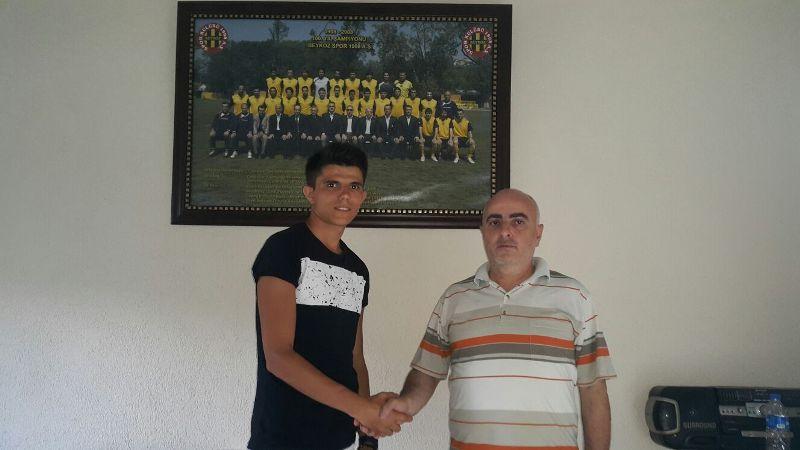 Kasım Balcı Beykozspor ile anlaştı