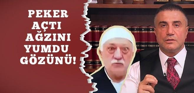 Sedat Peker Açtı Ağzını, Yumdu Gözünü!
