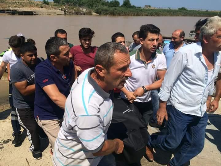 Riva'da Kaybolan Gencin Cesedi Bulundu