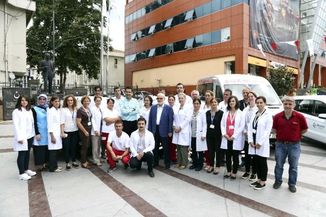 Beykoz Belediyesi 'Evde Sağlık Hizmeti' Başlattı