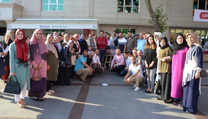 AK Gençlik Beykoz, Ak Parti'nin 16. Yılını Kutladı