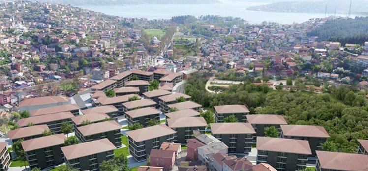Tokatköy Kentsel Dönüşüme Bakanlık Desteği