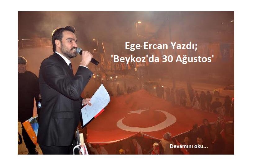 Beykoz'da 30 Ağustos Zafer Bayramı...