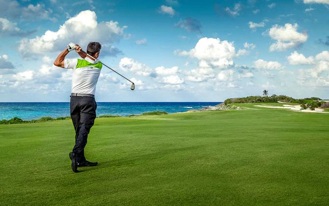 Mustafa Koç İçin Riva'da Golf Sahası Kuruluyor