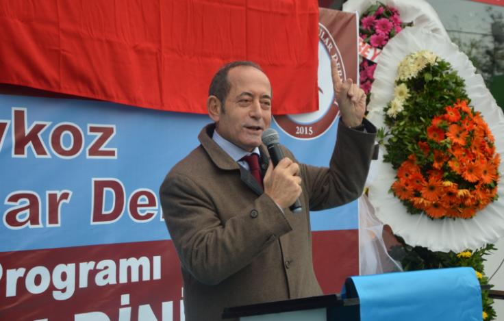 Akif Hamzaçebi 'Kesinlikle Beykoz'a Aday Değilim'