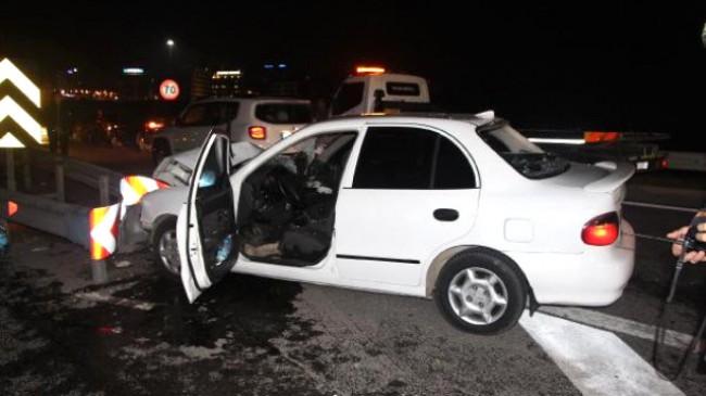 Akrabalarını Beklerken Otomobil Çarptı: 1 Ölü, 3 Yaralı
