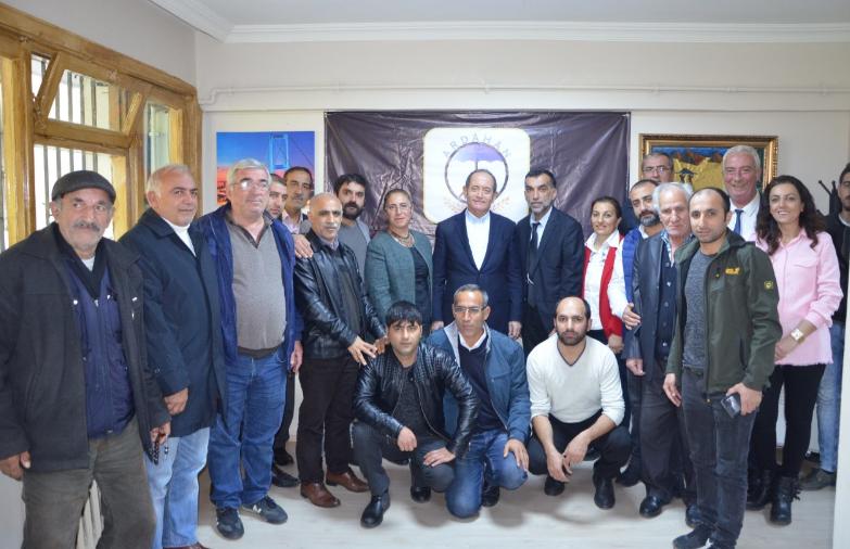 Akif Hamzaçebi'den Ardahanlılara Ziyaret