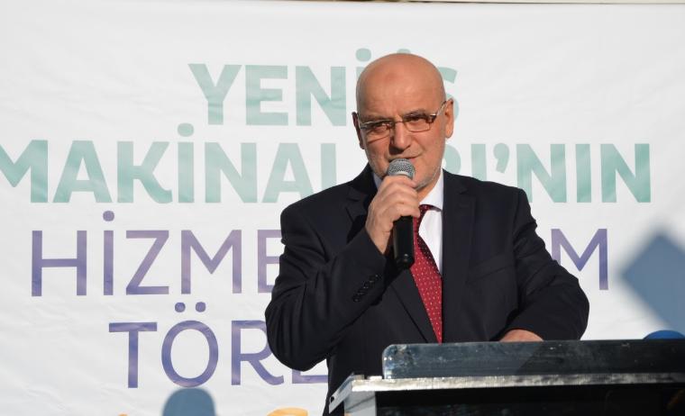 Çelikbilek Müjdeyi Verdi: 'Beykoz Stadı Haziran'da Hazır'
