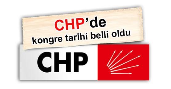 CHP Beykoz'un Kongre Tarihi Belli Oldu