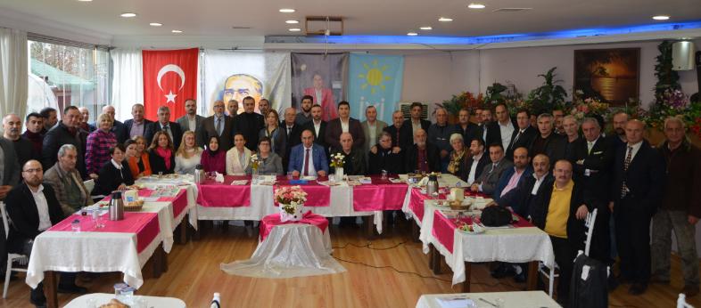 İYİ Parti Beykoz Kurucularını Tanıttı
