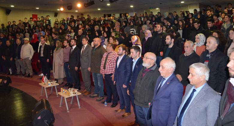 İstiklal Şairi Akif 81. Yılında Beykoz'da Anıldı