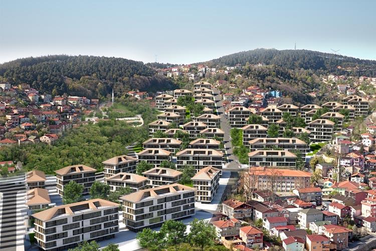 Beykoz'un İlk Kentsel Dönüşüm Projesi İBB'de Onaylandı