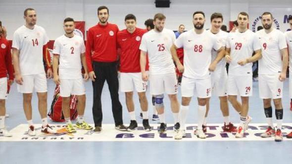 Antalyaspor 27 – 26 Beykoz Belediyesi