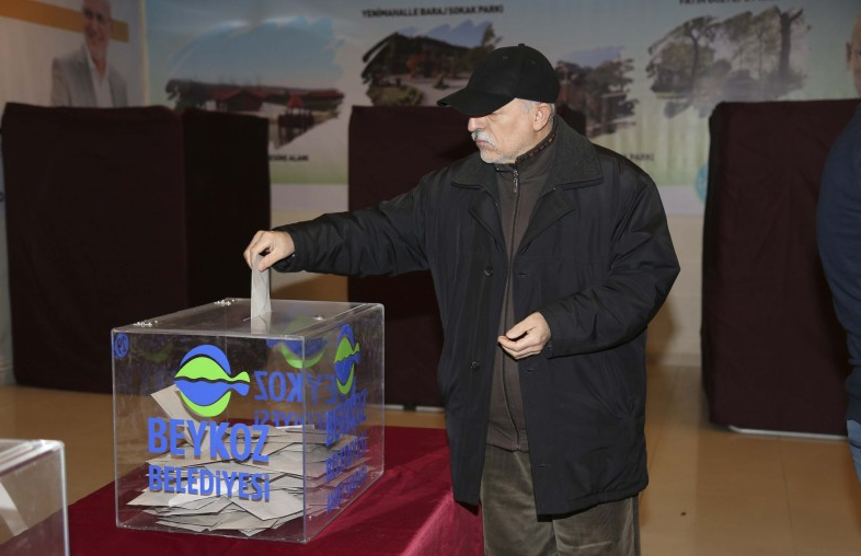 Tokatköy Referandum Yaptı!