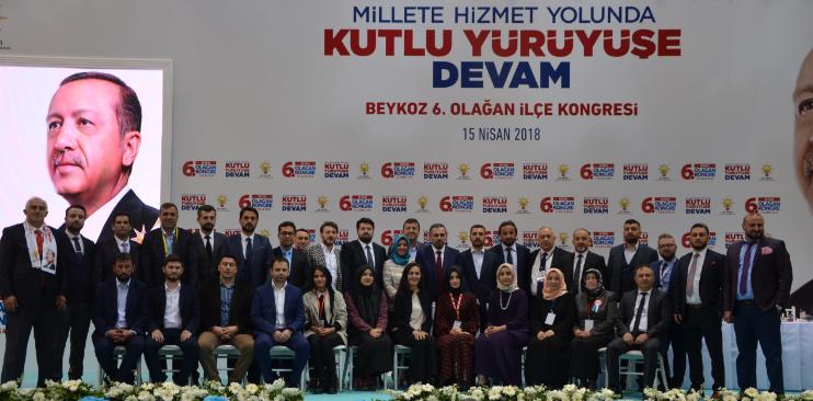 AK Parti Beykoz'un Yeni Başkanı Hanefi Dilmaç Oldu!
