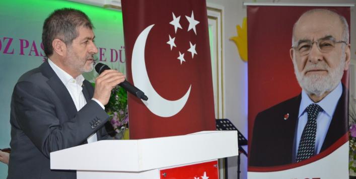 SP İl Başkanı Sevim; 'Bunlar İşin Sahibi Değil Taşeronu'