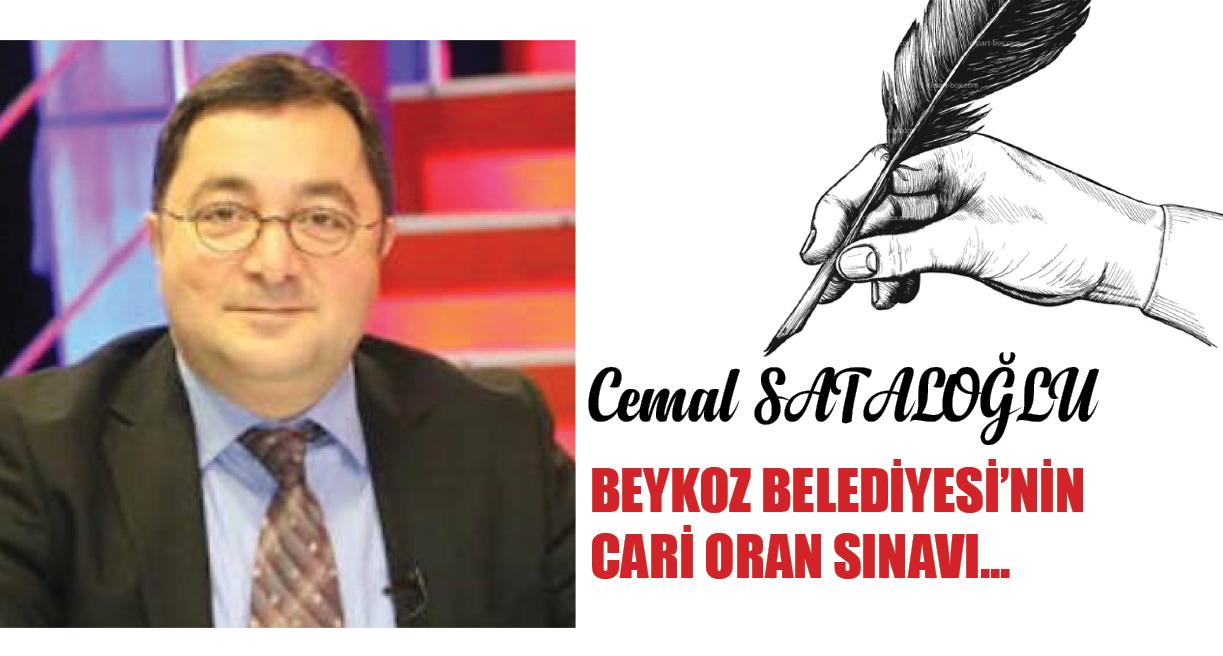 Beykoz Belediyesi'nin Cari Oran Sınavı...