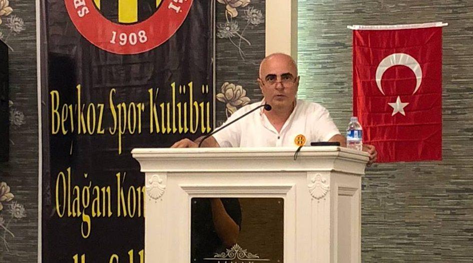Beykozspor 1908 A.Ş. Zeki Aksu'dan Vazgeçmedi