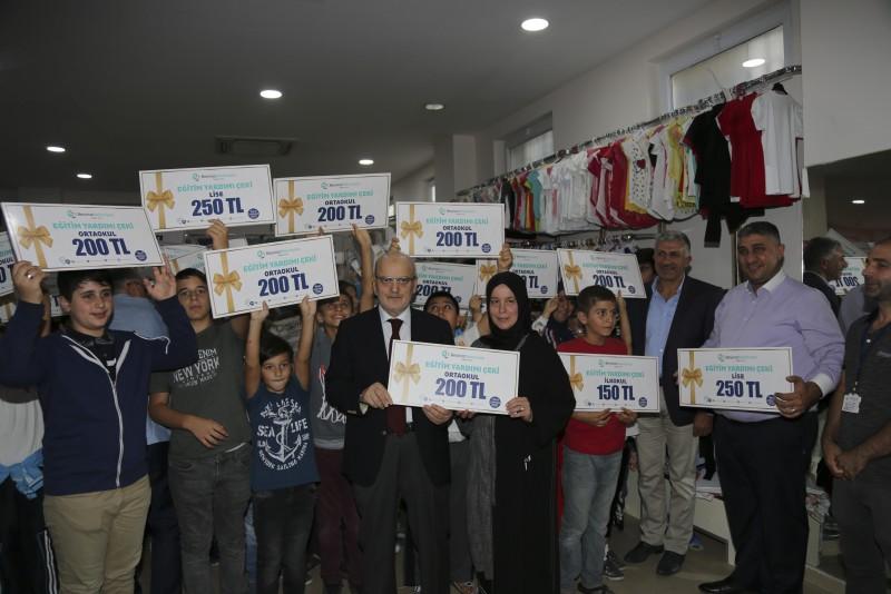 Beykoz Belediyesi'nden 7 Bin Öğrenciye Eğitim Desteği