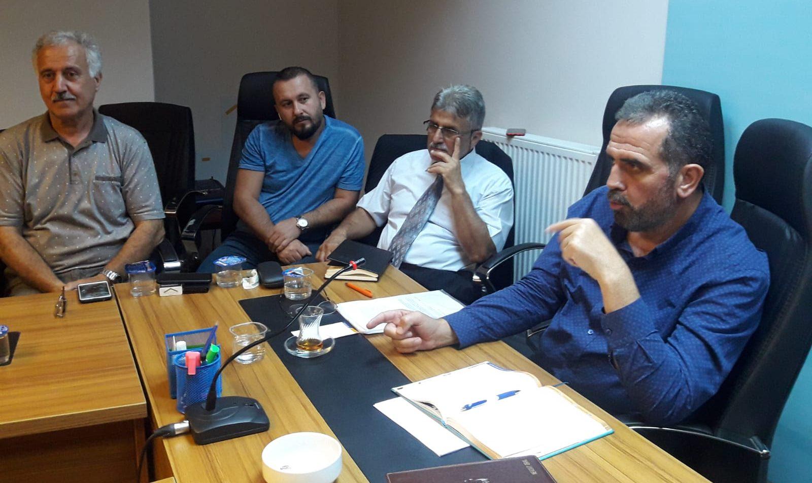 Hanefi Dilmaç: 'Beykozlunun Derdi Benim Derdim'