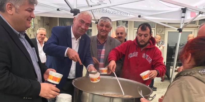 CHP Beykoz'dan Bin 500 Kişilik Aşure