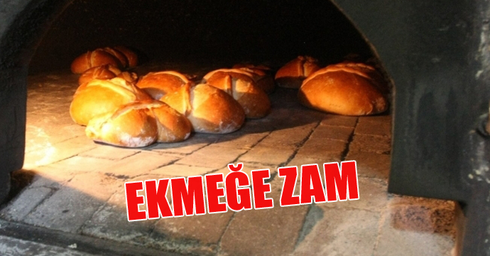 Beykoz'da Ekmek 1 Lira 50 Kuruş Oldu!
