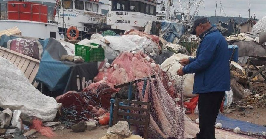 Beykoz'da Balıkçı Olmak!