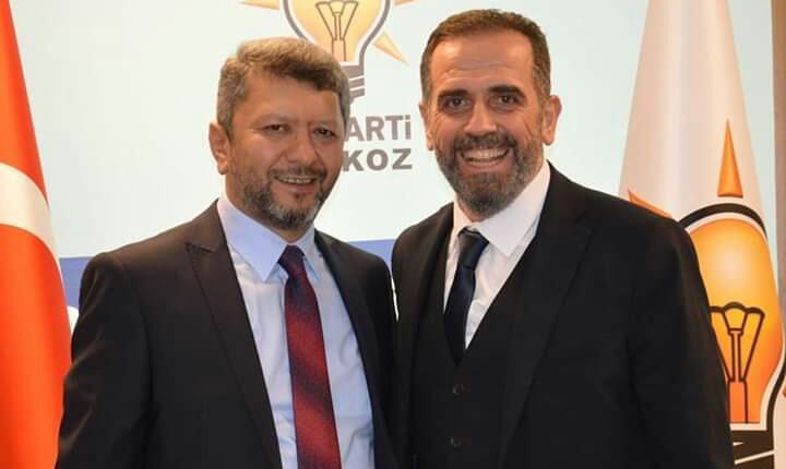 Mustafa Tahmaz, Beykoz Belediyesi Başkan Adayı Oldu