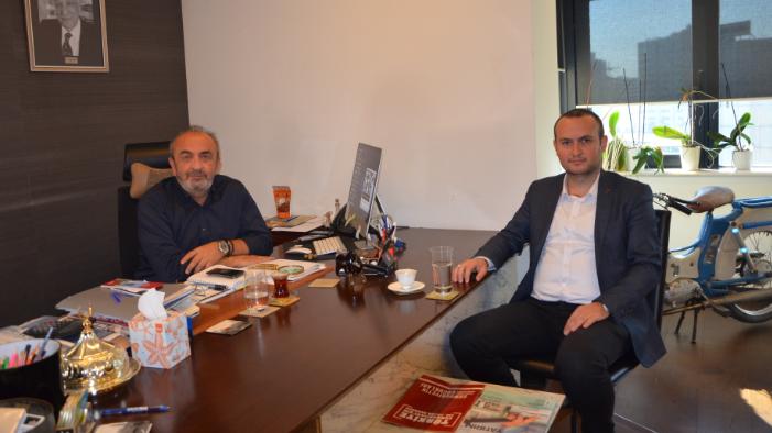 Ahmet Erkurtoğlu: 'Beykoz'a; Siyaset Yapmaya Değil, Hizmet Etmeye Gelirim'