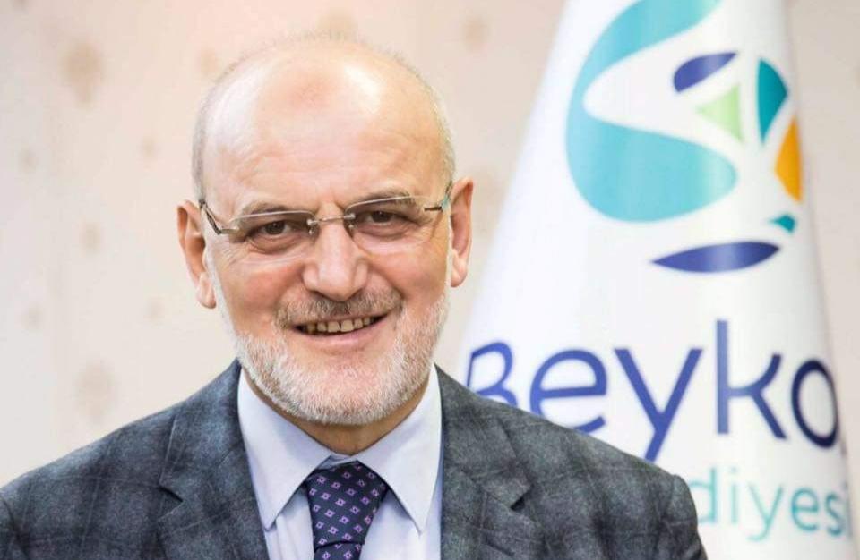 Çelikbilek'ten Murat Aydın'a Tebrik