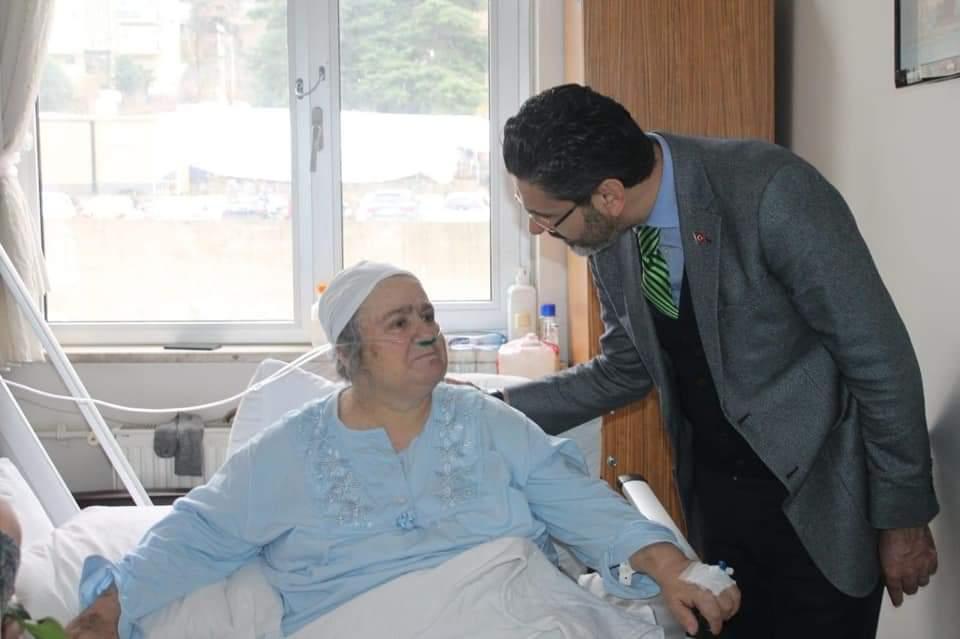 Kaşıtoğlu, Hastaların Zor Gününde Yanında Oldu