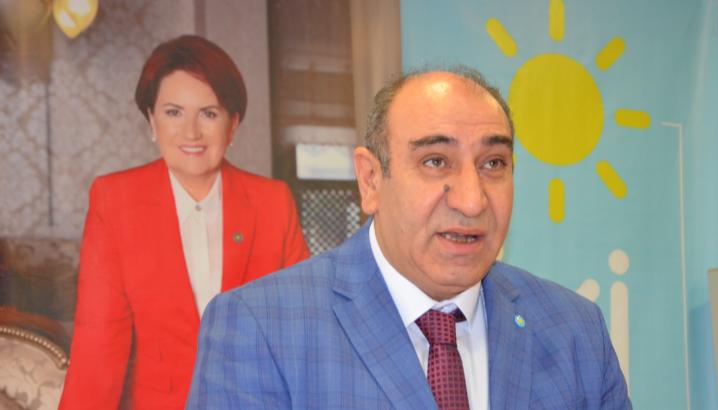İYİ Parti Başkanı Taşdemir: 'Beykoz İçin Sonuç İYİ Olacak'