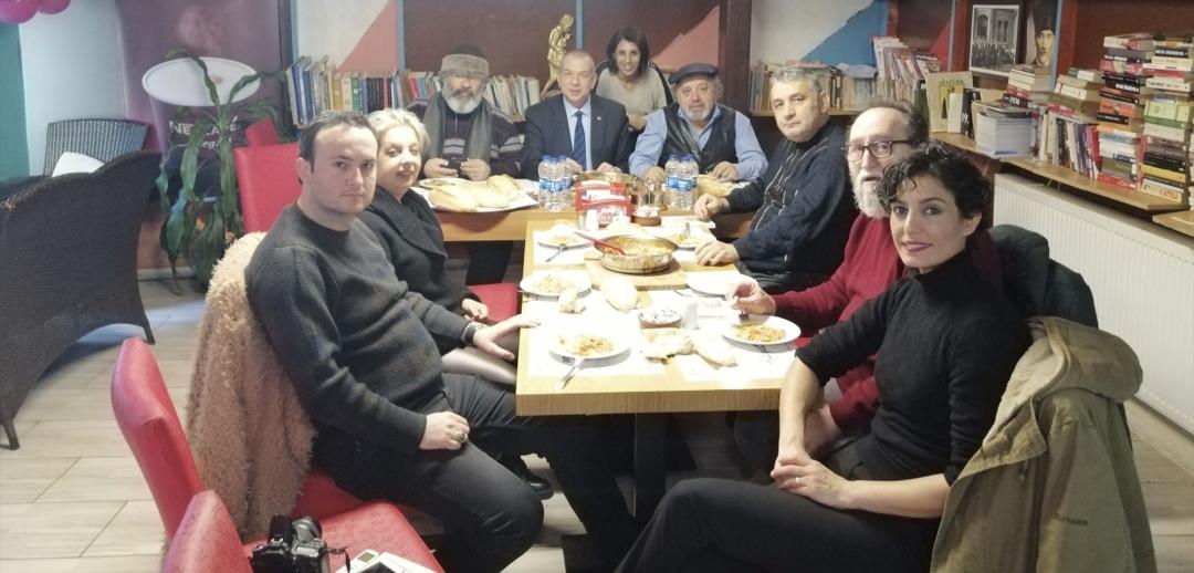 CHP Adayı Gökhan Taneri Vural, Gazeteciler Günü'nü Unutmadı
