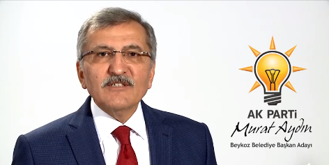 Murat Aydın 'Beykoz İçin Yeni Hayaller Kurmak İçin Karşınızdayım'