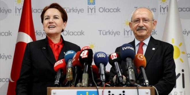 Beykoz'da CHP ve İYİ Parti Anlaşamadı