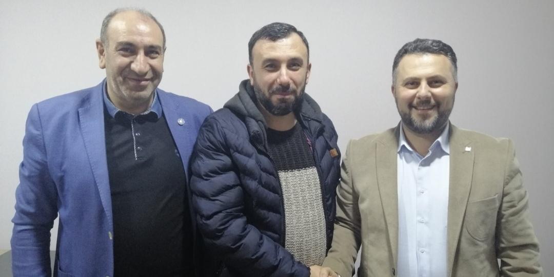 Murat İlnam İYİ Parti Meclis Üyesi Adayı Oldu