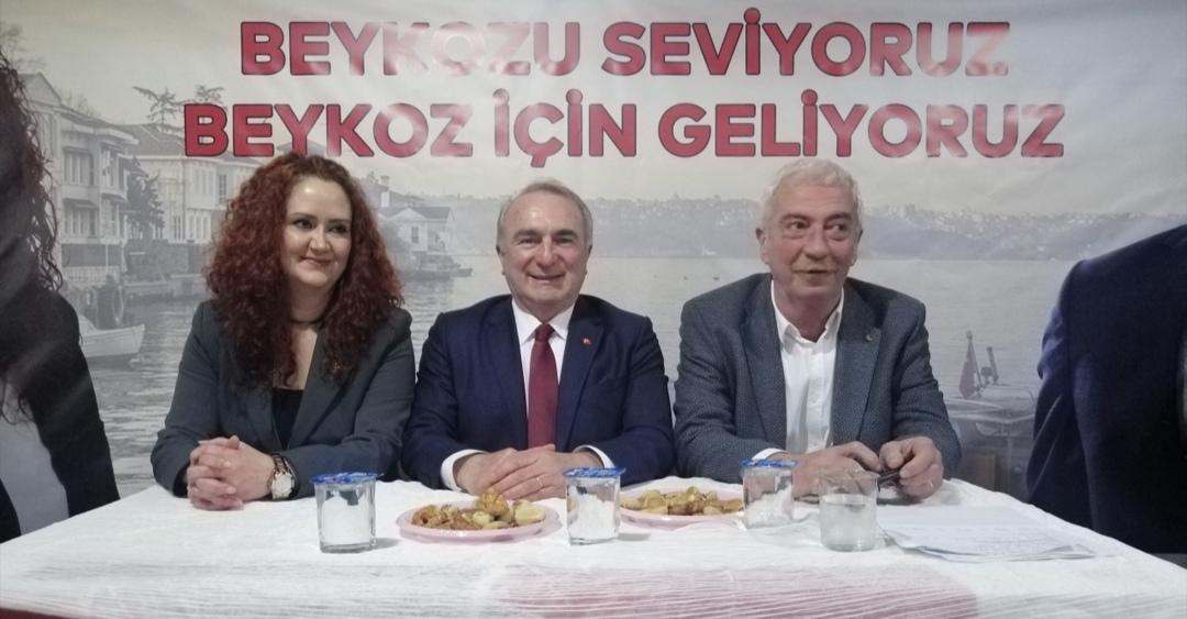 CHP Meclis Üyesi Gülsüm Yılmaz'dan Gövde Gösterisi