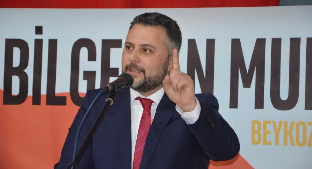 Bilgehan Murat Miniç: 'Bir Allah'a, Bir de Beykozlulara Güveniyorum'