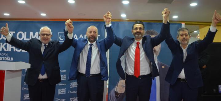 Kaşıtoğlu: 'Muharrem Kaşıtoğlu Beykoz Halkının Projesidir'