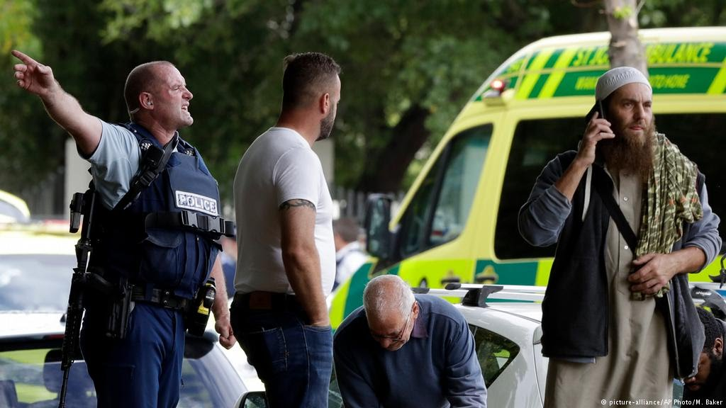 Yeni Zelanda Katliamı ve Çanakkale
