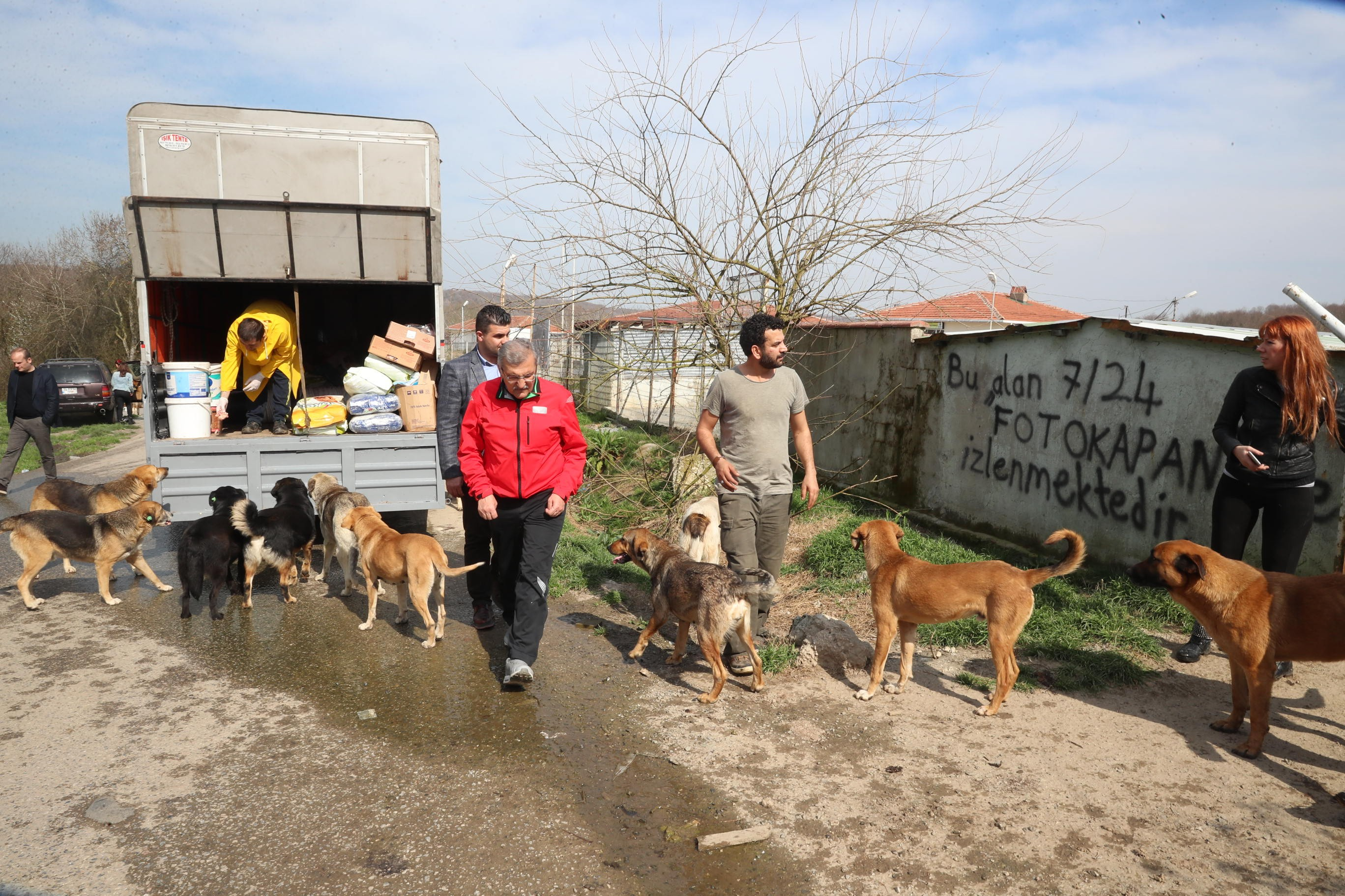 Murat Aydın'dan Hayvan Barınağı Sözü