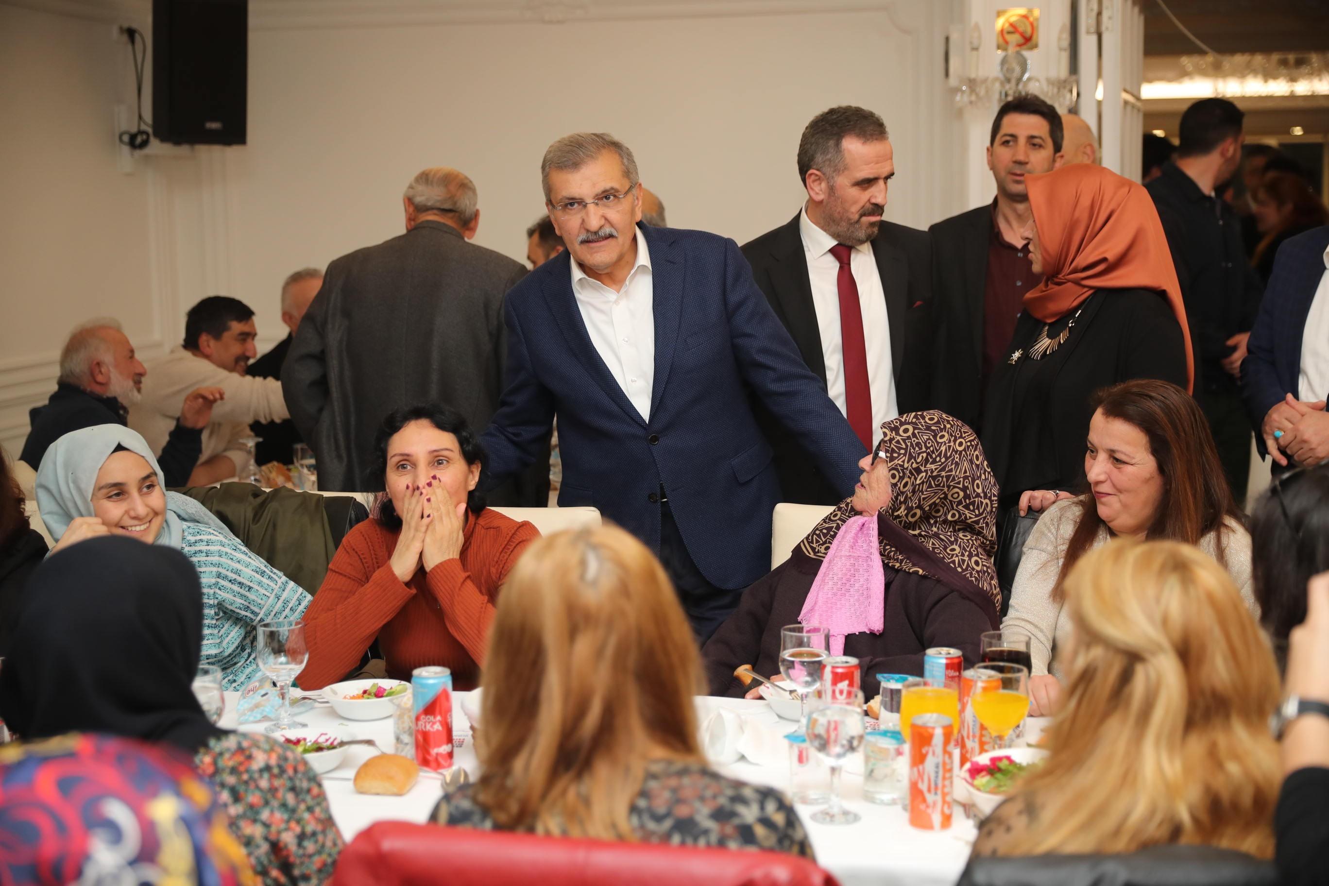 Murat Aydın, Trakyalılar İle Buluştu