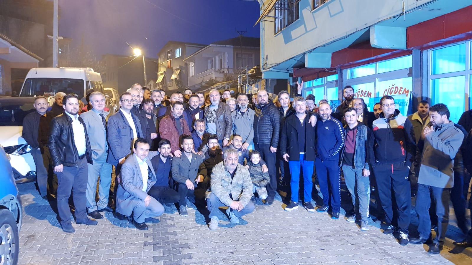 Bilgehan Murat Miniç; 'Beykoz'un İstiklalini, Beykozluların Azmi ve Kararı Kurtaracaktır'