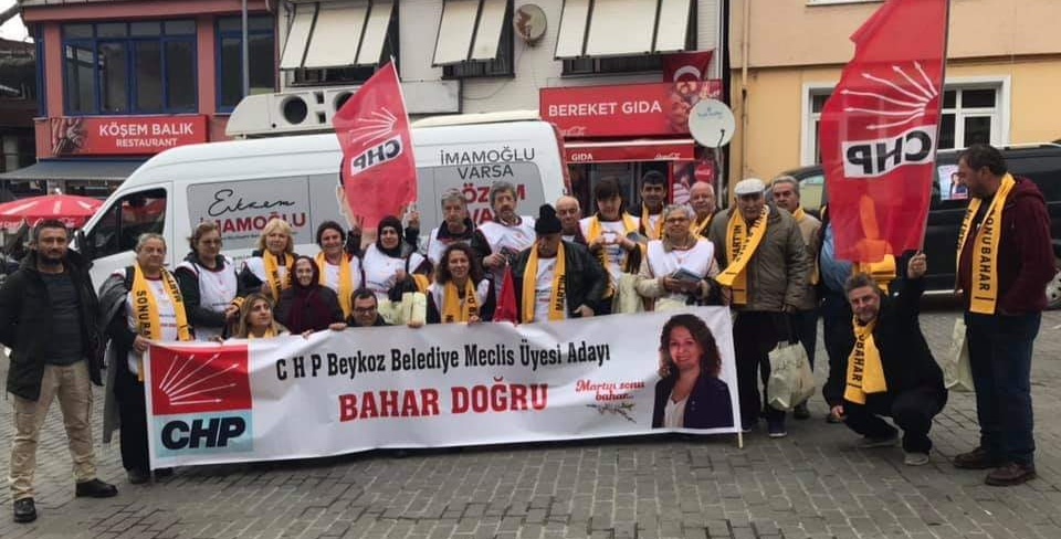 Bahar Doğru, Tokatköy'ü Karış Karış Geziyor
