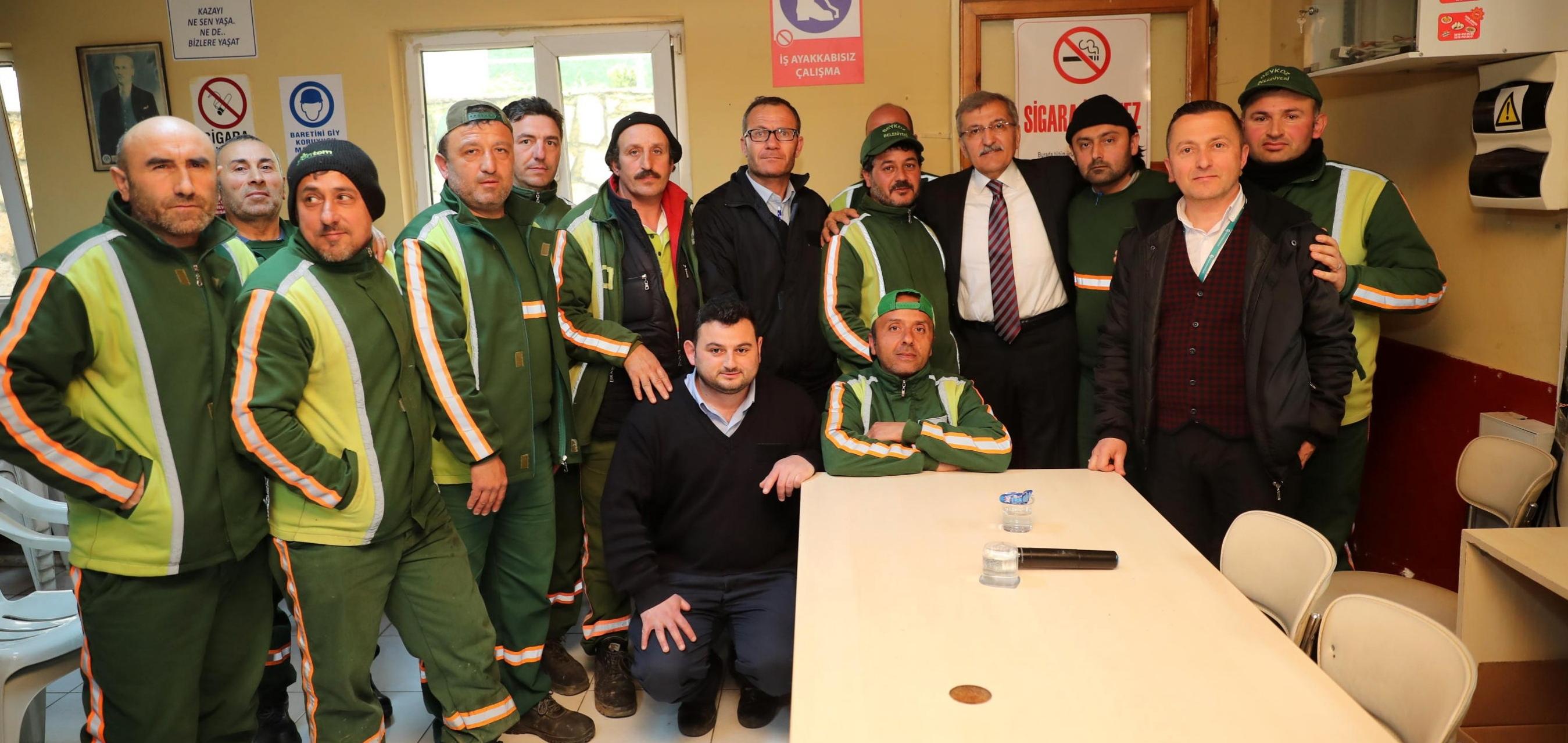 Murat Aydın: 'Temizlik Yoksa O Belediyede Hizmet Yoktur'